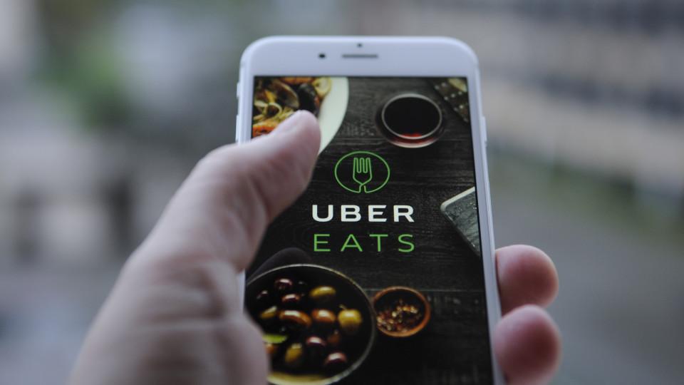 В Україні хочуть запустити сервіс доставки їжі  Uber Eats