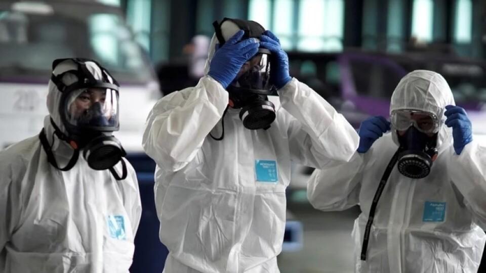 У світі на коронавірус захворіли вже 3,5 мільйона людей. З них майже третина – у США