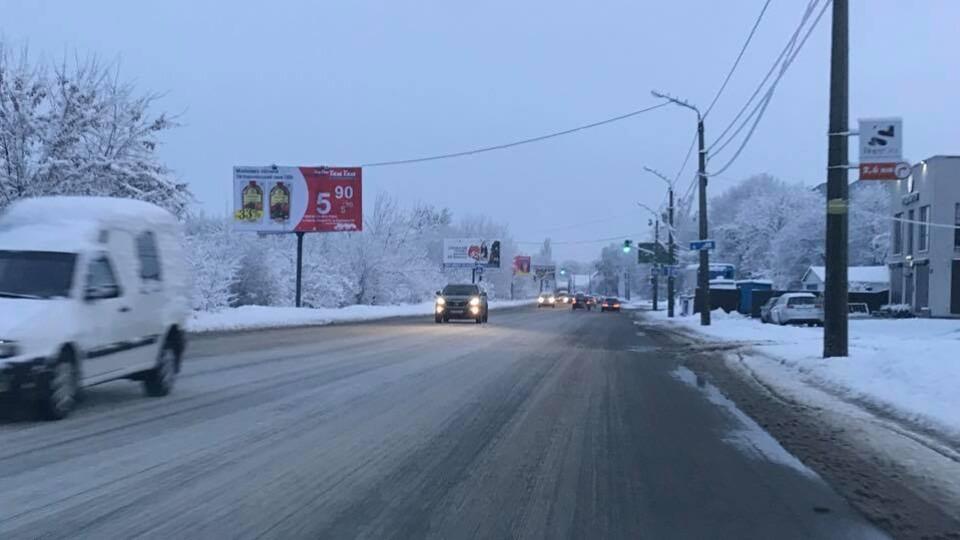 На прибирання снігу в Луцьку виділять ще 1,6 мільйона