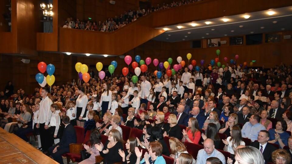 Луцький педагогічний коледж відсвяткував 80-річчя