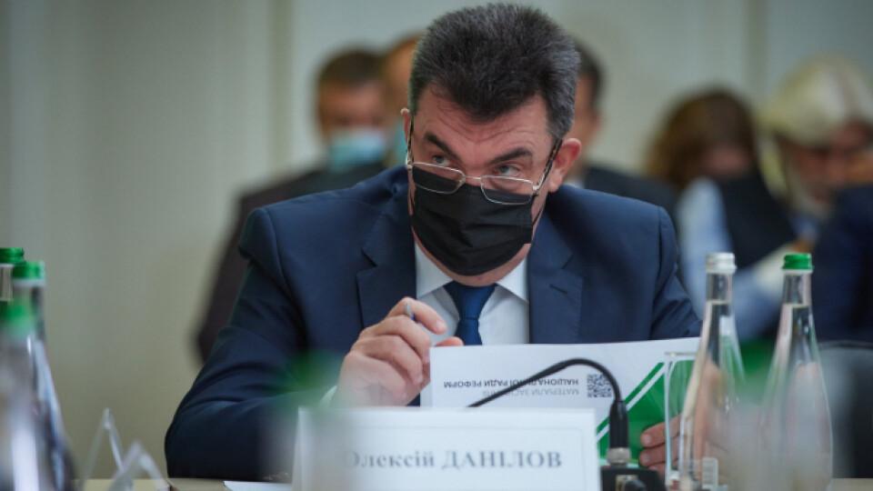 Проблеми з киснем у країні немає, - секретар РНБО