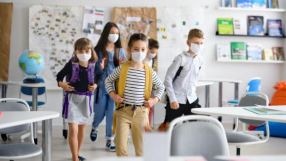 Яка ситуація із коронавірусом у волинських школах