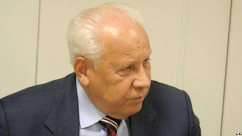 Помер останній голова Верховної Ради СРСР