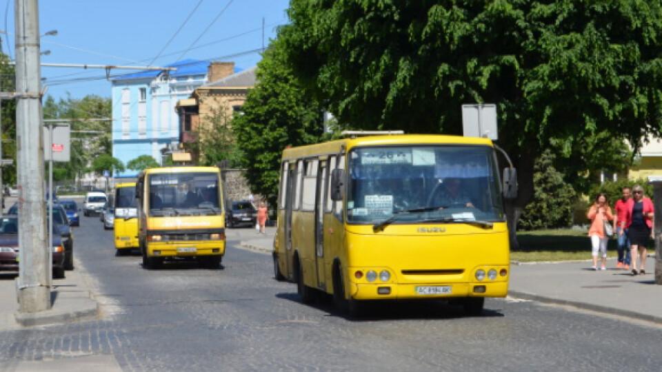 Лучани просять забезпечити адекватне функціонування транспорту