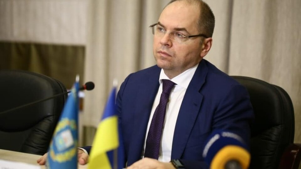 «Маємо робити по 270 тисяч щеплень на добу», - Степанов про вакцинацію проти ковіду
