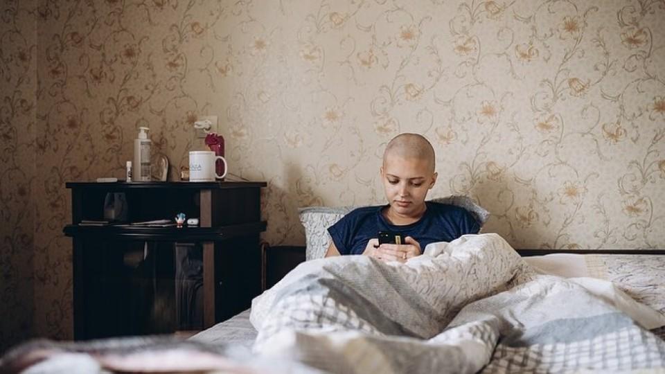 Розпочався новий блок лікування онконкохворої лучанки Мар'яни Пархом'юк