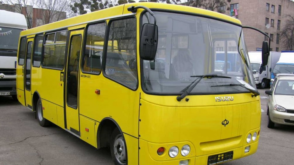 У Ковелі пустять автобуси за новим маршрутом