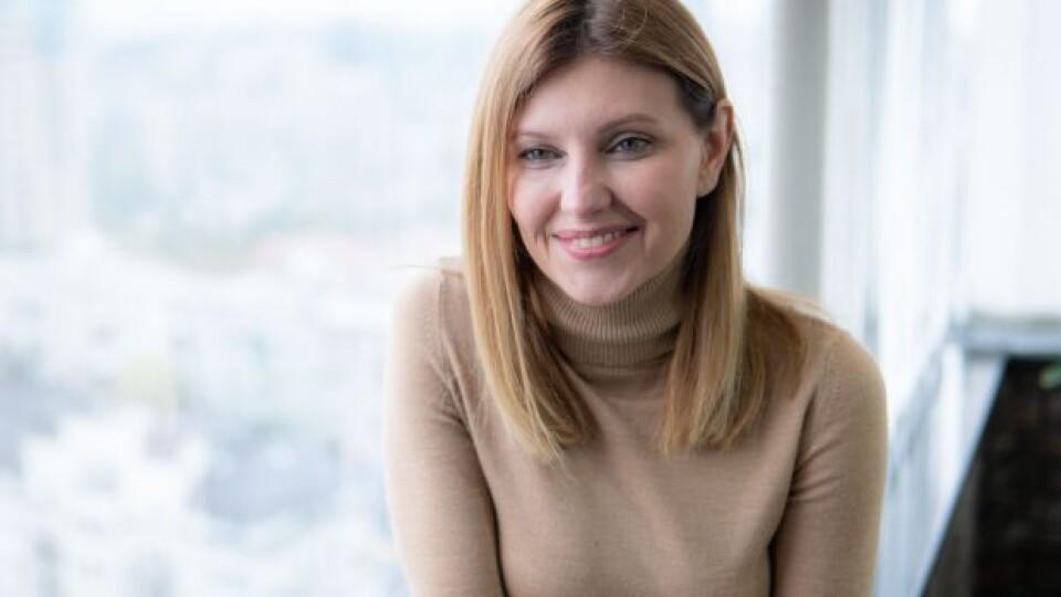 «Не знала всіх особливостей Facebook», – дружина Зеленського пояснила свій скандальний пост
