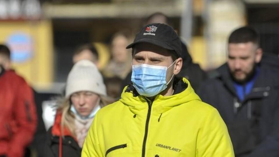 Коронавірус в Україні: лише одна область залишилася «жовтою»