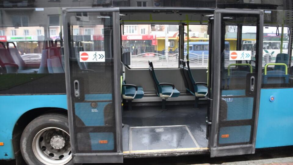 У Луцьку нові екологічні автобуси курсуватимуть на маршруті №2