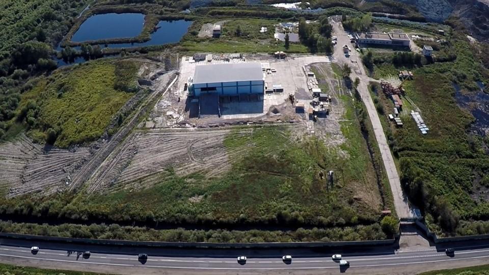 Хочуть забрати землю у фірми, яка мала будувати сміттєпереробний завод під Луцьком