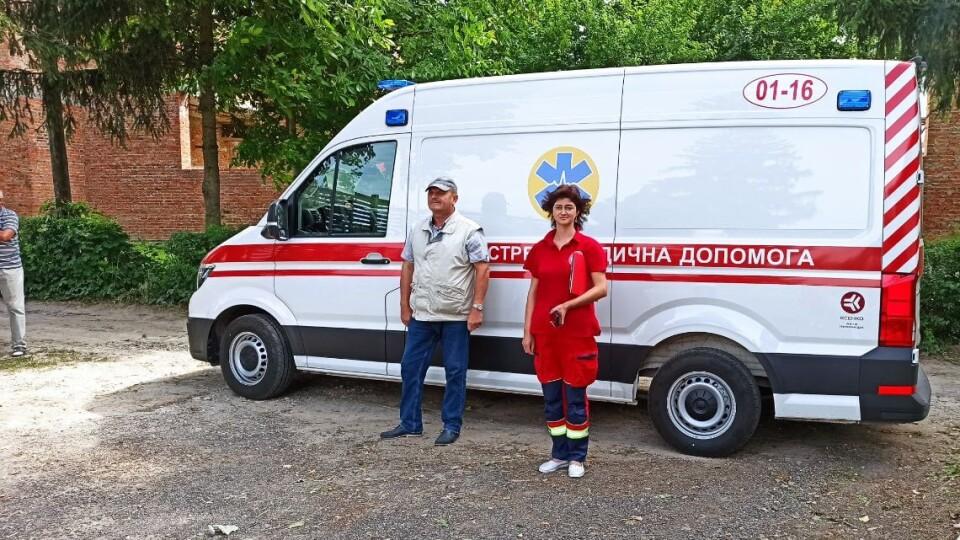 У Торчині пункт екстреної медичної допомоги переїхав у нове приміщення