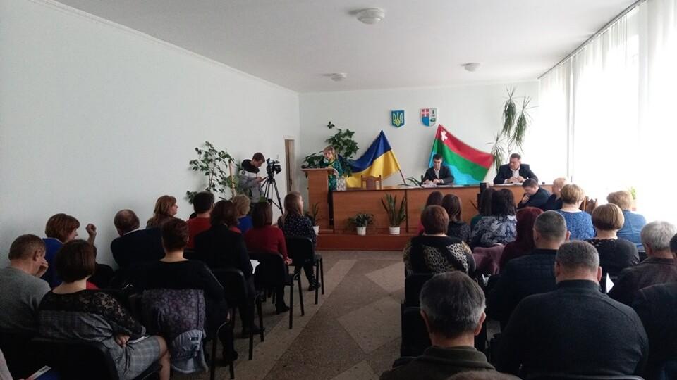 У Шацькій райраді з'явилася нова депутатська група
