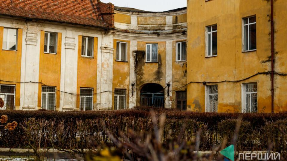 Замок в Олиці передадуть на баланс Волинському краєзнавчому музею