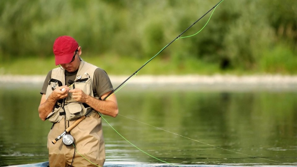 З квітня на Волині заборонять ловити рибу