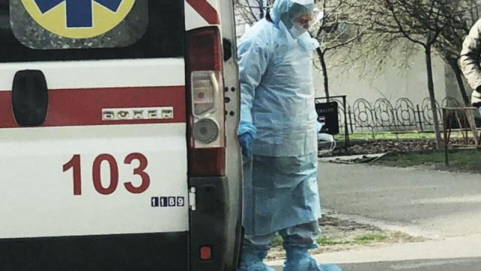 На Волині на коронавірус захворіли ще двоє водіїв «швидкої»
