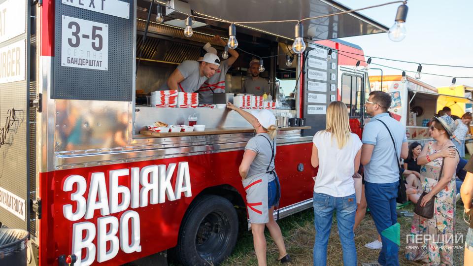 FOOD TRUCK ZABIYAKA BBQ на фестивалі Бандерштат: ексклюзивне меню та справжня культура street-food