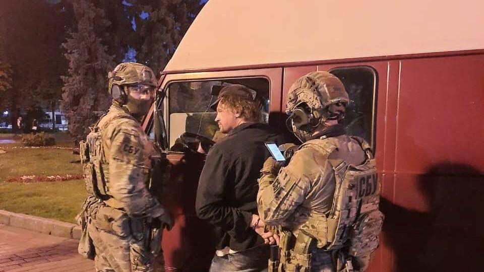 Затримання луцького терориста. Фото і відео з місця події