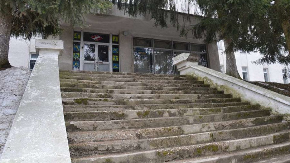 У центральному парку Луцька хочуть збудувати тенісні корти
