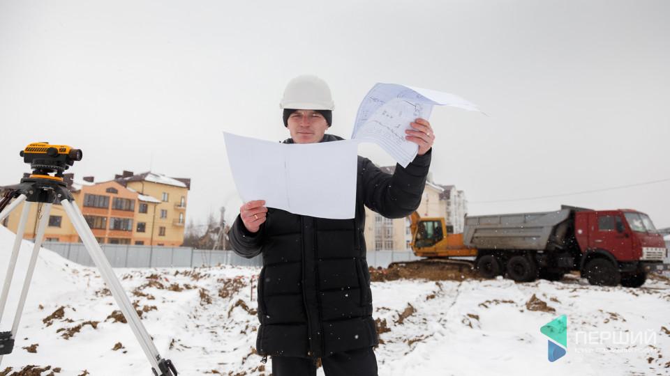 «У будівництво «Липинський+» гроші вкладаються з розумом», - інженер з будівництва Сергій Михайлюк