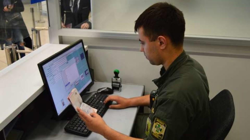 На волинському кордоні затримали американця з фальшивим паспортом