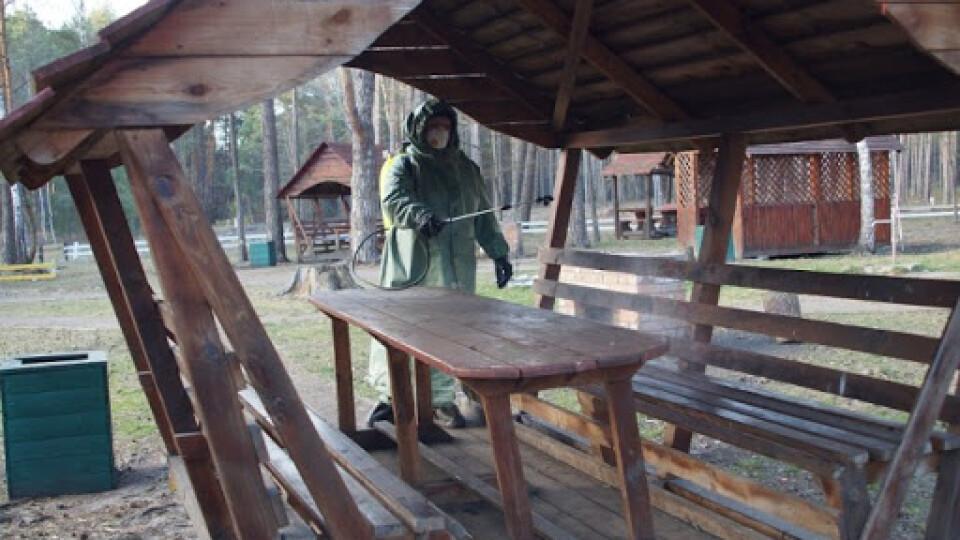 На Волині заборонили відпочивати в лісових рекреаційних пунктах
