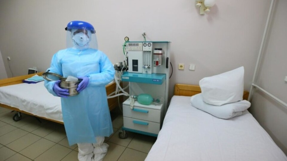 У волинській інфекційній лікарні – проблеми з киснем. Тяжких пацієнтів перевели