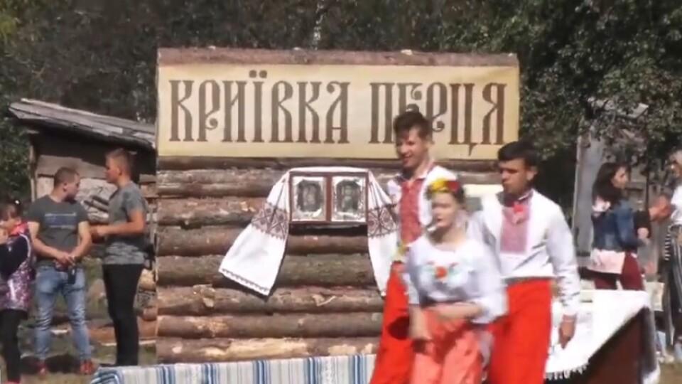 Пісні, куліш, реконструкція бою з німцями. На Волині організували повстанський фестиваль