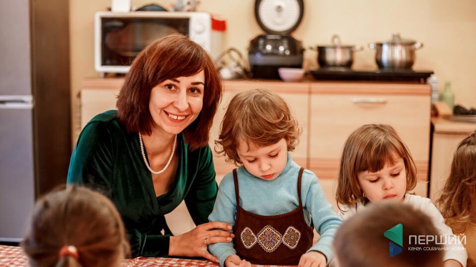 «Дітям не потрібні мультики», – вальдорфська вихователька Інна Марчук