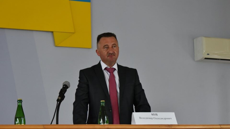 Офіційно представили голову Луцької РДА