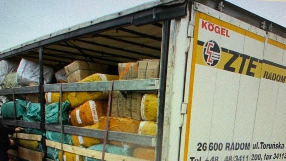 Через волинську митницю намагалися перевезти контрабанди на 1,5 мільйона гривень