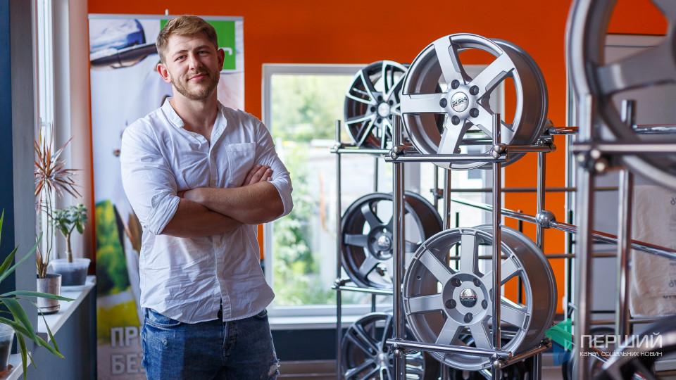 Бізнесмен у тренді - Олександр Талько: «Я б сам їздив на «бляхах», нічого поганого в цьому не бачу»