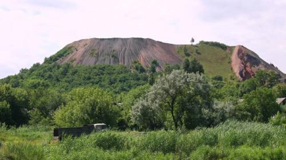 На Волині хочуть побудувати завод, що вироблятиме цемент із породи шахтних териконів