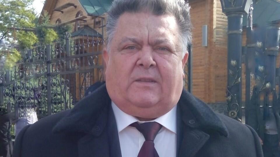 Помер колишній очільник Волинської обласної лікарні «Хоспіс»