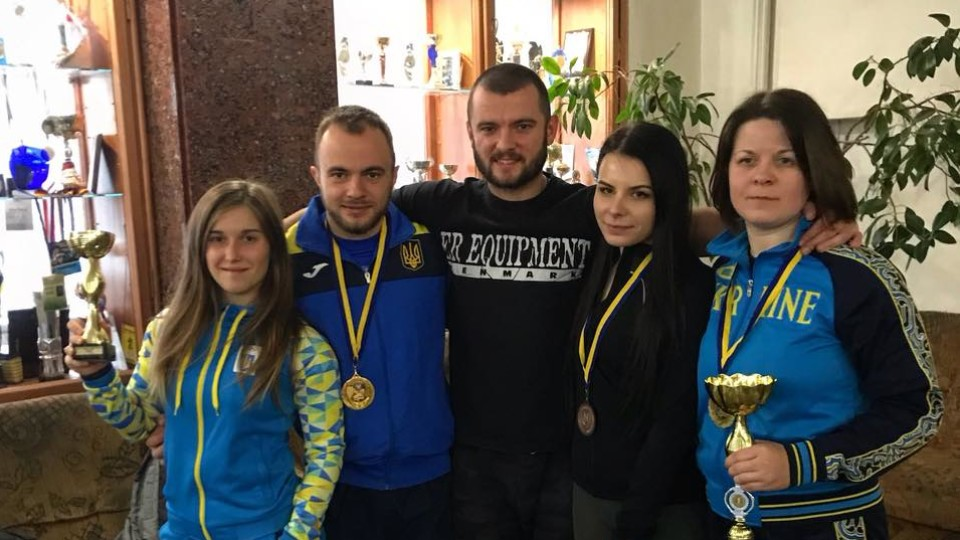 Волинський спортсмен встановив новий рекорд України. ФОТО
