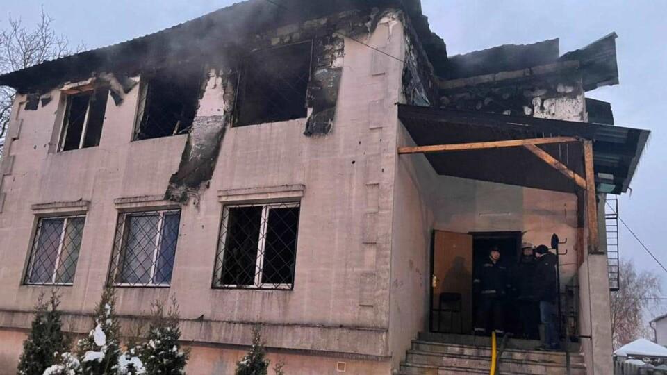 Після жахливої пожежі у Харкові в Україні перевірять усі будинки для літніх людей