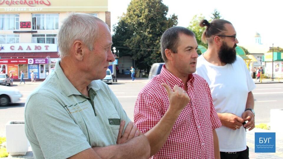 У Володимирі активісти б'ють на сполох через сморід