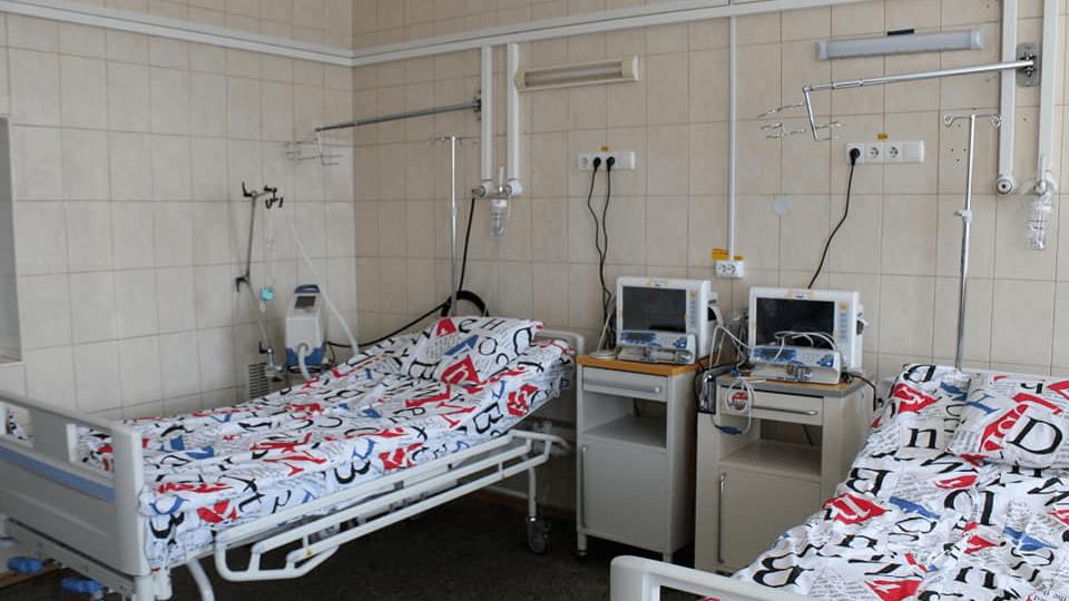 У Волинській обласній лікарні від коронавірусу помер чоловік