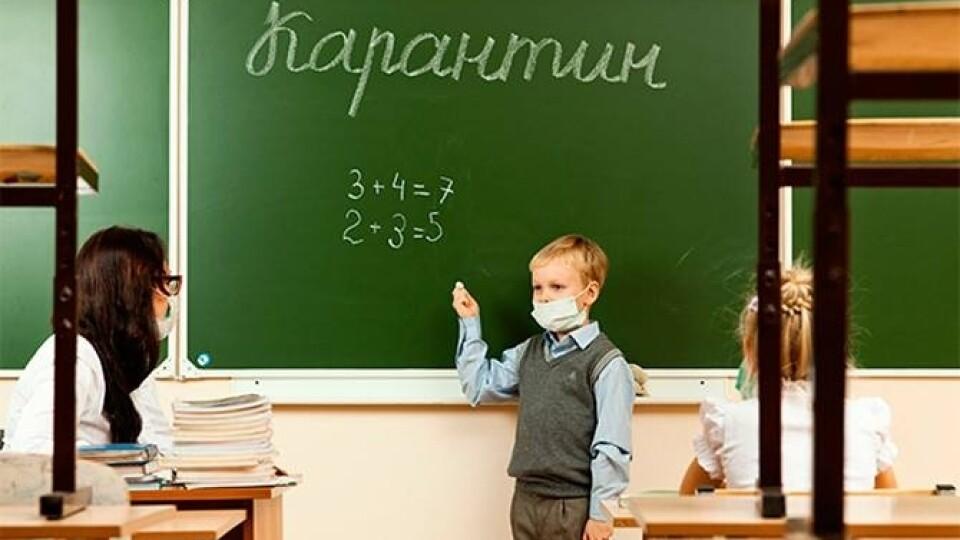 Під час пандемії школи потрібно закривати в останню чергу, – ВООЗ