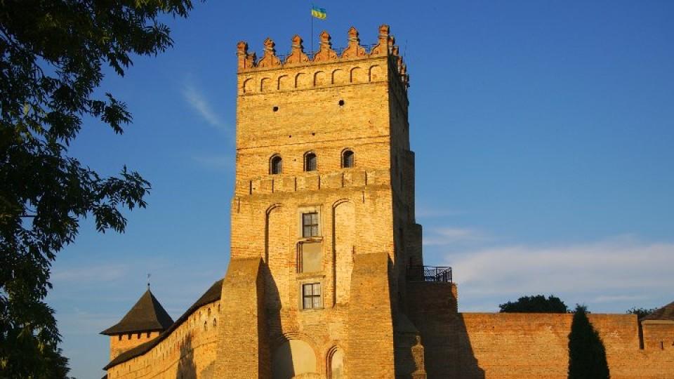Скільки людей відвідали луцький замок у 2018 році