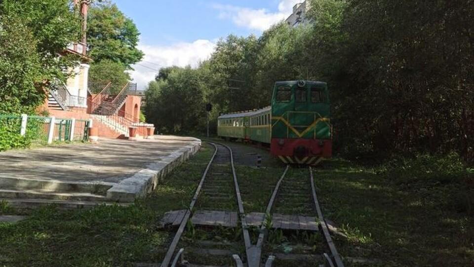 Луцьку дитячу залізницю хочуть закрити. У міськраді заявляють, що готові зберегти її