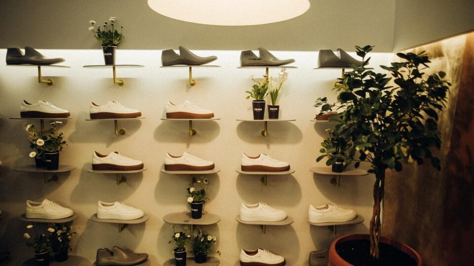 Кеди і весна. Луцький бренд взуття Ікос презентував нову колекцію