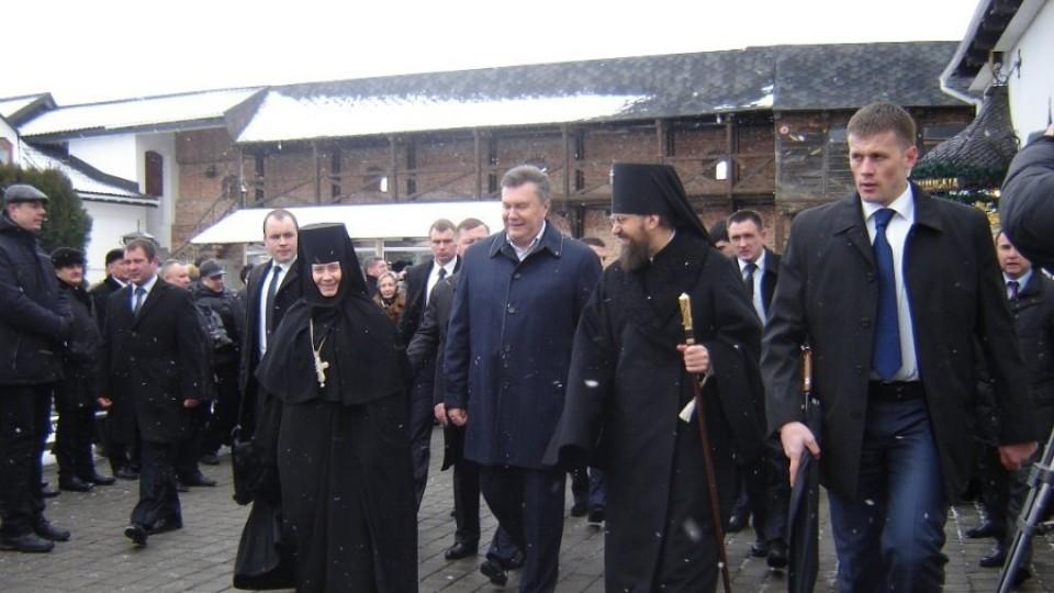 Як Янукович святкував Різдво на Волині 6 років тому. ЗГАДАТИ ВСЕ