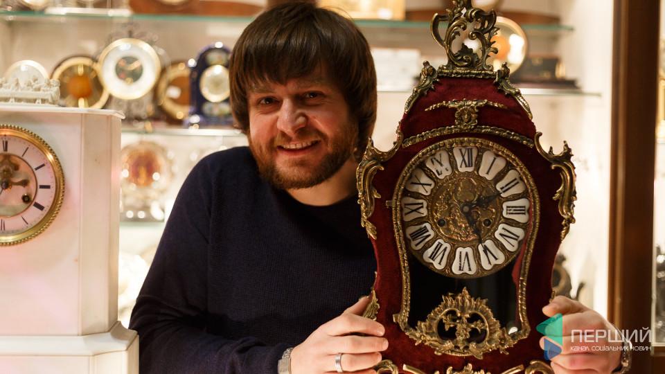 Бізнесмен в тренді – Олександр Ніколайчук: «Колекцію для майбутнього музею годинників вже маю»