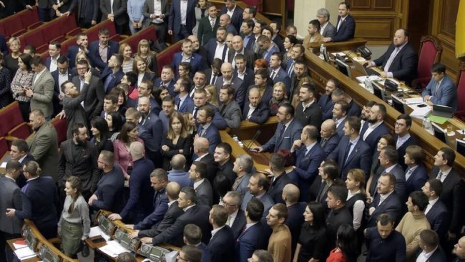 Скандал через російський серіал в автобусі докотився до Верховної Ради