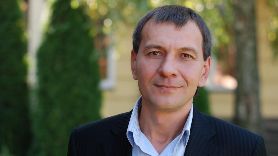 Ігор Дильов став головою громадської ради при ОДА