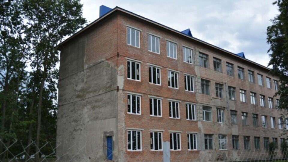 Любешівському коледжу, де впала стіна, треба ще 12 млн на ремонт