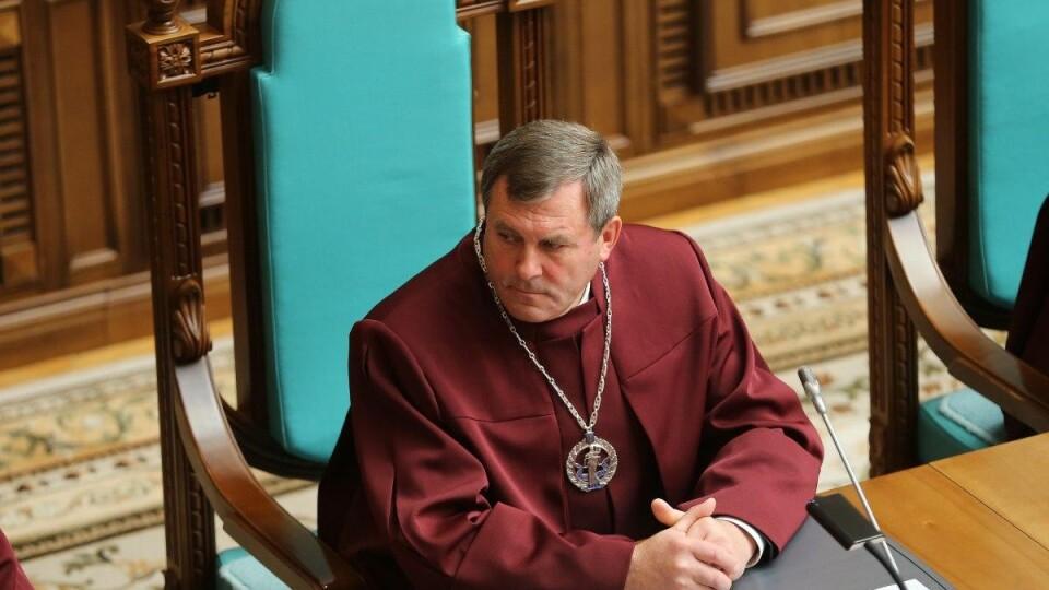 Через «сумнівні статки» ексголову Волинського апеляційного суду нагородили антипремією