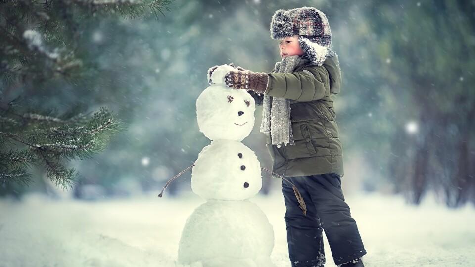 Конкурс сніговиків, гра-подорож, гарячий куліш. Ковельчан кличуть на зимові розваги