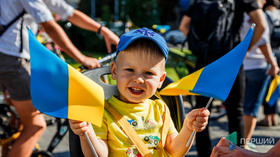 Луцьк святкує День Незалежності. Фоторепортаж